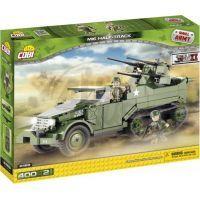 Cobi Malá armáda 2469 II WW M16 Kolopásový náklaďák