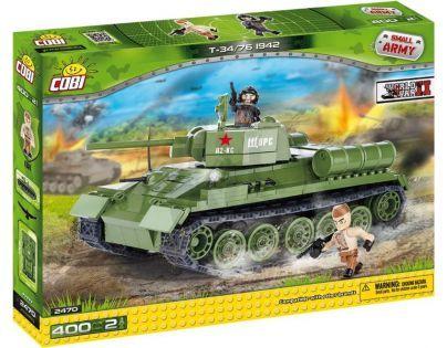 Cobi Malá armáda 2470 T34 1942