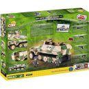 Cobi Malá armáda 2472 Sd.Kfz.251/10 Ausf. C 2