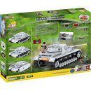 Cobi Malá armáda 2481 Tank Panzer IV Ausf. F1/G/H 2