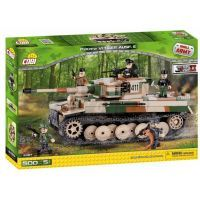 Cobi Malá armáda 2487 Tiger PzKpfw VI Ausf. E
