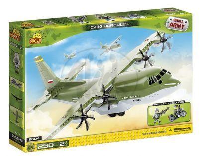 Cobi Malá armáda 2604 Letadlo C-130 Hercules