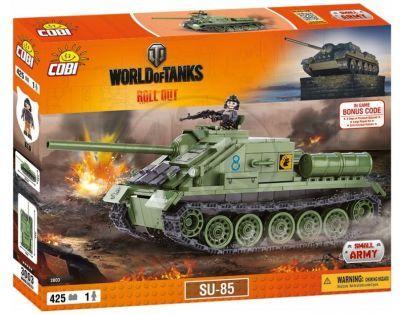 Cobi Malá armáda 3003 World of Tanks SU-85