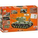 Cobi Malá armáda 3004 World of Tanks KV-2 2