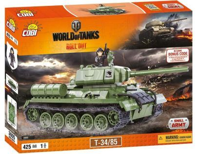 Cobi Malá armáda 3005 World of Tanks T-34/85