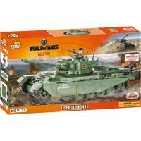 Cobi Malá armáda 3010 World of Tanks Centurion I