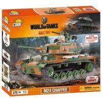 Cobi Malá armáda 3013 Tank M24 Chaffee