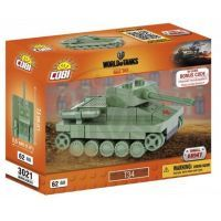 Cobi Malá armáda 3016 World of Tanks Nano Tank T-34