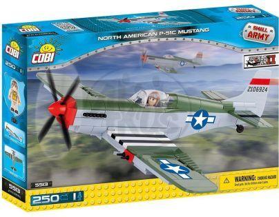 Cobi Malá armáda 5513 P-51C Mustang