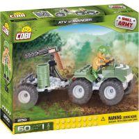Cobi Malá armáda 2150 ATV s avangerem