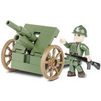 Cobi Malá armáda 2153 Houfnice 100 mm Starachowice
