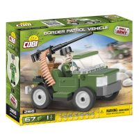 Cobi Malá armáda 2166 Bojové vozidlo