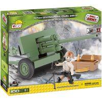 Cobi Malá armáda 2169 II WW ZiS 2 divizní kanón