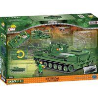 Cobi Malá armáda 2235 Light amphibious tank PT-76 2