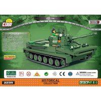 Cobi Malá armáda 2235 Light amphibious tank PT-76 3