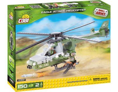 Cobi Malá armáda 2362 EAGLE útočná helikoptéra