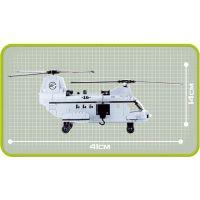 Cobi Malá armáda 2365 Transportní helikoptéra 6