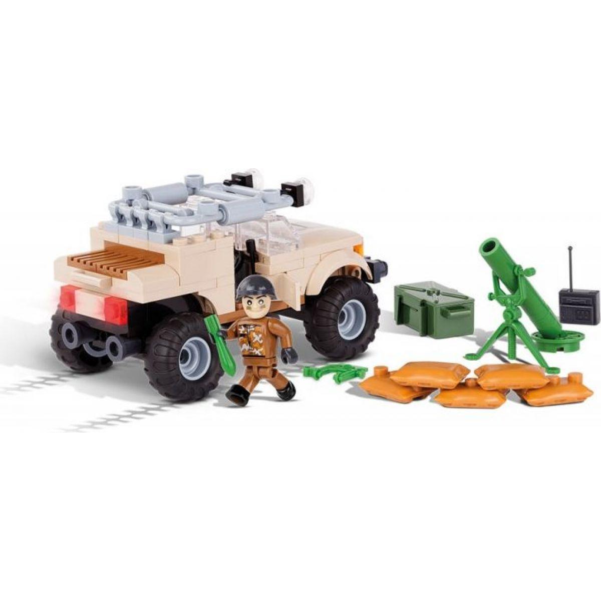 Cobi Malá armáda 2374 Terénní vozidlo