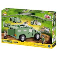 Cobi Malá armáda 2414 Ozbrojene vozidlo 3