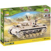 Cobi Malá armáda 2451 Tank Panzer III ausf J - Poškozený obal