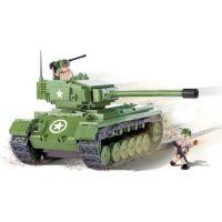 Cobi Malá armáda 2471 Tank M-26 Pershing 3