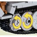 Cobi Malá armáda 2472 Sd.Kfz.251-10 Ausf. C šedé vozidlo  4