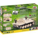 Cobi Malá armáda 2473 Kfz 173 Jagdpanther 2