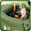 Cobi Malá armáda 2475 II WW M10 Wolverine 4