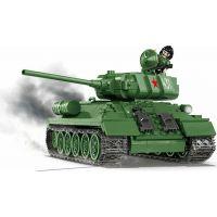 Cobi Malá armáda 2476 T34-85 m 1944 2