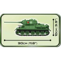 Cobi Malá armáda 2476 T34-85 m 1944 5