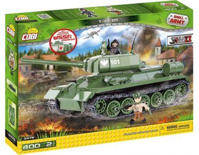 Cobi Malá armáda 2476 T34/85 m 1944