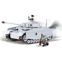 Cobi Malá armáda 2481 Tank Panzer IV Ausf. F1/G/H 3