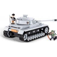Cobi Malá armáda 2481 Tank Panzer IV Ausf. F1/G/H 4