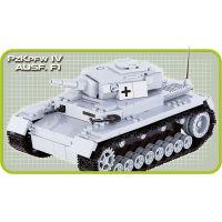 Cobi Malá armáda 2481 Tank Panzer IV Ausf. F1/G/H 5