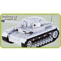 Cobi Malá armáda 2481 Tank Panzer IV Ausf. F1/G/H 6