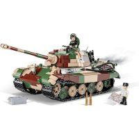 Cobi Malá armáda 2540 Malá armáda II. svetová vojna Panzer VI Tiger Ausf. B Königstiger