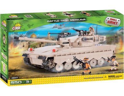 Cobi Malá armáda 2607 Tank Merkava
