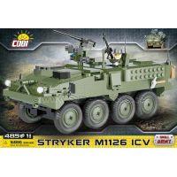 Cobi Malá armáda 2610 Kolový obrněný transportér Strycker M1126