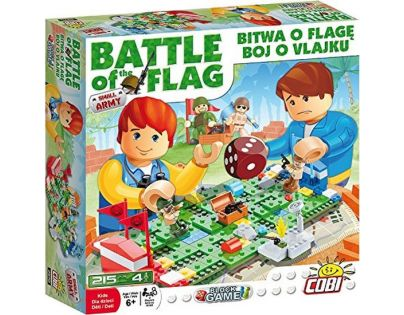 Cobi Malá armáda 2970 Boj o vlajku