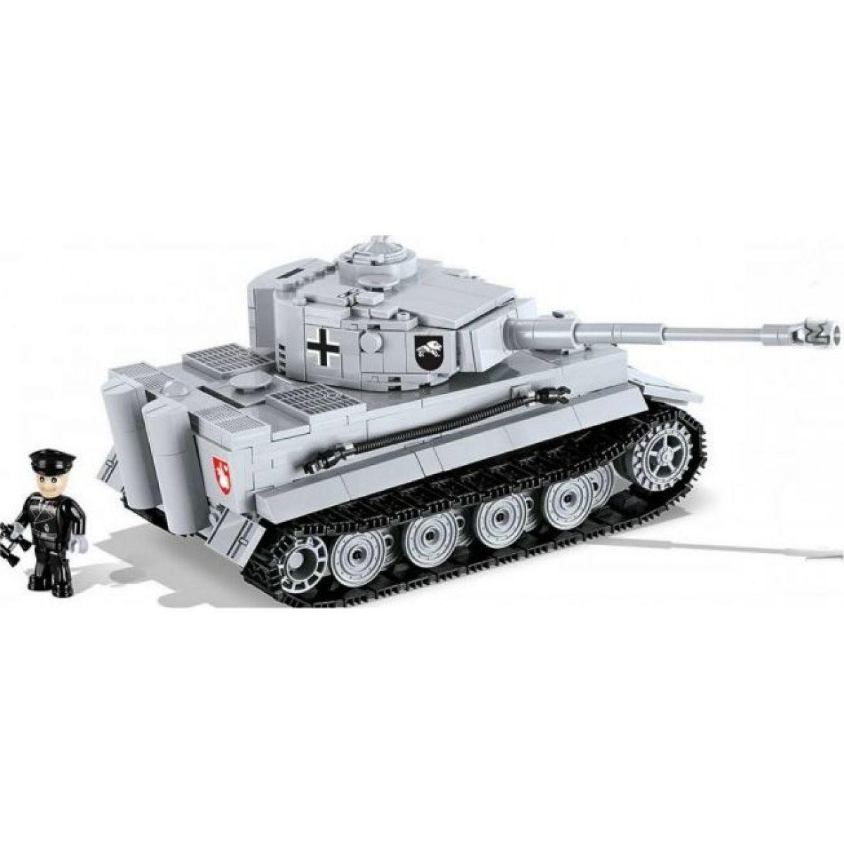 Cobi Malá armáda 3000B World of Tanks Tiger I