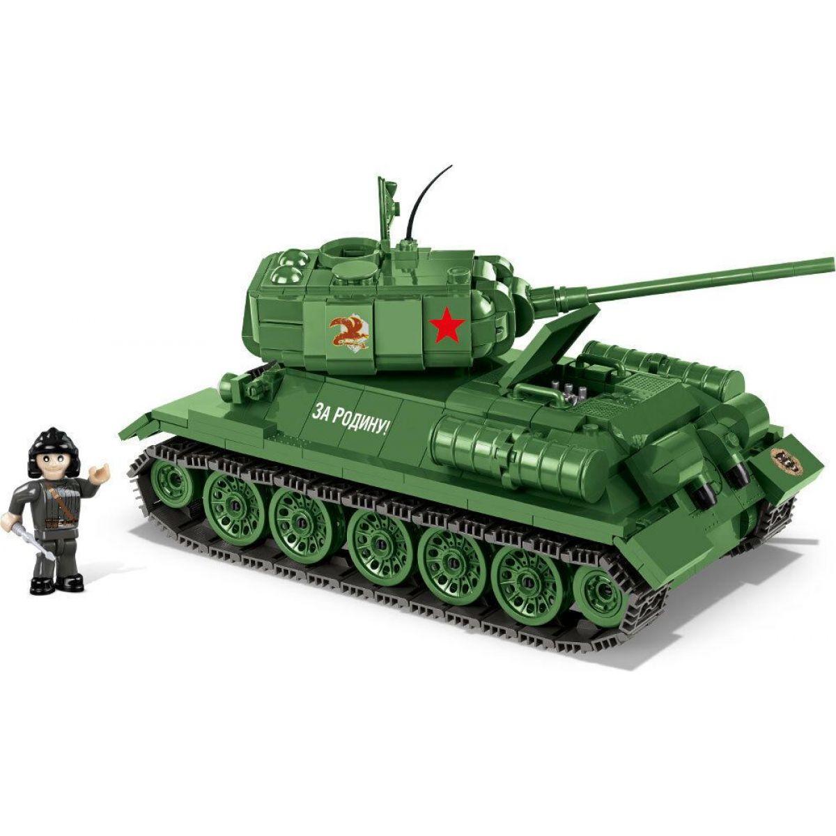 Cobi Malá armáda 3005A World of Tanks T-34-85