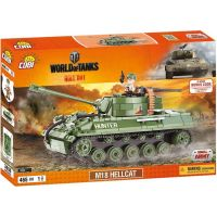 Cobi Malá armáda 3006 World of Tanks M18 Hellcat