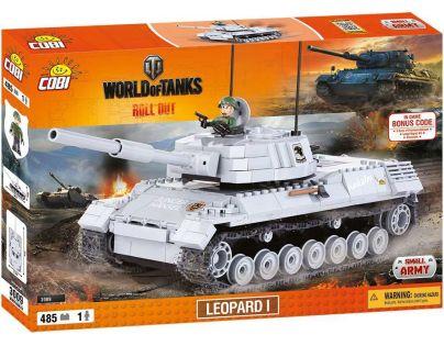 Cobi Malá armáda 3009 World of Tanks Leopard I