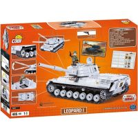 Cobi Malá armáda 3009 World of Tanks Leopard I 2