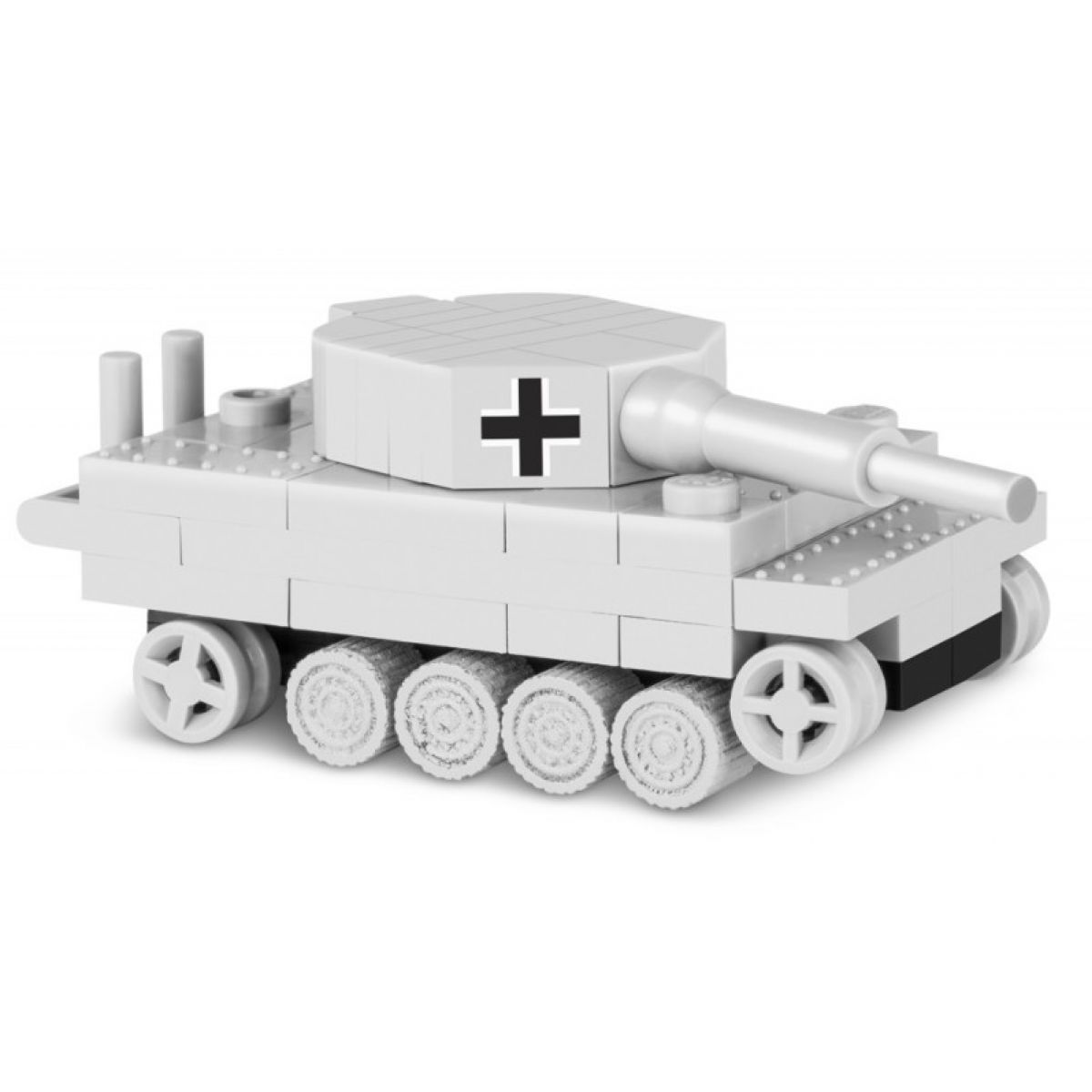 Cobi Malá armáda 3017 World of Tanks Nano Tank Tiger I