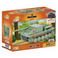 Cobi Malá armáda 3016 World of Tanks Nano Tank SU 85