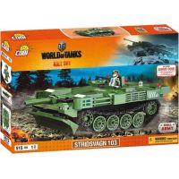 Cobi Malá armáda 3023 World of Tanks Stridsvagn 103