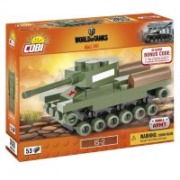 Cobi Malá armáda 3026 World of Tanks Nano Tank IS2