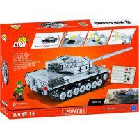 Cobi Malá armáda 3037 World of Tanks Leopard I - Poškodený obal 4