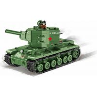 Cobi Malá armáda 3039 World of Tanks Tank KV-2